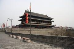 Arquitetura clássica chinesa Ilustração do Vetor