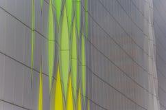 Arquitetura colorida Fotografia de Stock