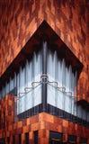 A arquitetura contemporânea de Antuérpia, Bélgica imagens de stock royalty free