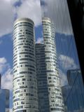 Arquitetura corporativa Imagem de Stock
