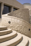 Arquitetura curvada Fotografia de Stock Royalty Free