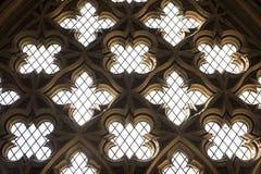 Arquitetura da catedral Imagem de Stock