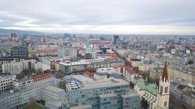 Arquitetura da cidade de Bratislava filme