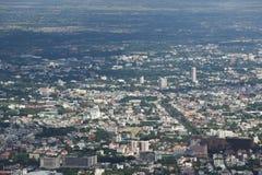 Arquitetura da cidade de Chiangmai Fotos de Stock
