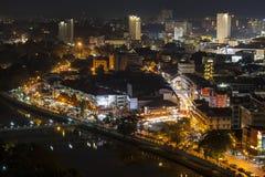 Arquitetura da cidade de Chiangmai Imagem de Stock Royalty Free
