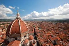 Arquitetura da cidade de Firenze Fotos de Stock Royalty Free