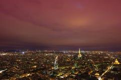 Arquitetura da cidade de Paris, França Foto de Stock Royalty Free