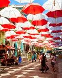 Arquitetura da cidade de Port Louis foto de stock royalty free