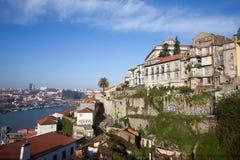 Arquitetura da cidade de Porto em Portugal Foto de Stock