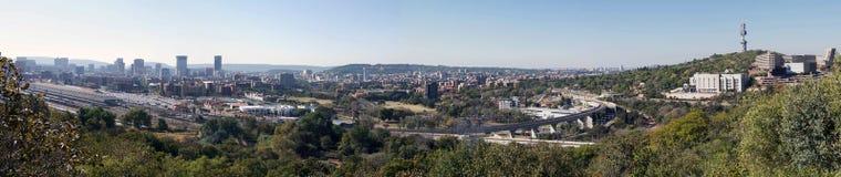 Arquitetura da cidade de Pretoria, África do Sul Fotografia de Stock