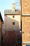 Arquitetura da cidade de Riga Fotografia de Stock Royalty Free