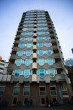 Arquitetura da cidade de Rotterdam Fotos de Stock