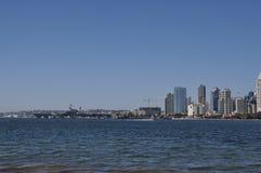 Arquitetura da cidade de San Diego Foto de Stock Royalty Free