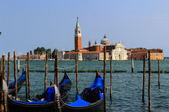 Arquitetura da cidade de Veneza, Itália Imagem de Stock