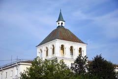 Arquitetura da cidade de Vladimir, Rússia imagens de stock
