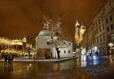 Arquitetura da cidade medieval velha Fotos de Stock Royalty Free