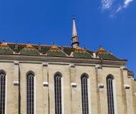 Arquitetura da cidade no novi triste, Sérvia Imagem de Stock