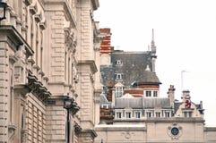 Arquitetura da construção Foto de Stock Royalty Free