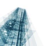 Arquitetura da construção Fotografia de Stock