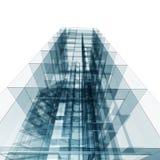 Arquitetura da construção Fotografia de Stock Royalty Free
