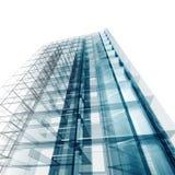 Arquitetura da construção Fotos de Stock Royalty Free