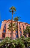 Arquitetura da Espanha de Barcelona Fotografia de Stock Royalty Free