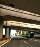 Arquitetura da estrada de Atenas Grécia Fotografia de Stock Royalty Free