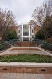 Arquitetura da faculdade Foto de Stock Royalty Free