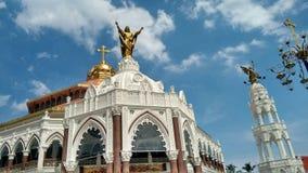 Arquitetura da igreja Imagens de Stock Royalty Free