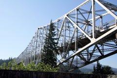 Arquitetura da ponte Fotografia de Stock