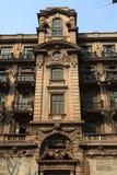 Arquitetura da simetria Foto de Stock Royalty Free
