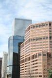 Arquitetura da skyline de Denver Imagens de Stock