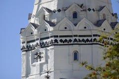 Arquitetura da trindade Sergius Lavra em Rússia foto de stock royalty free