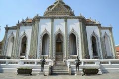 Arquitetura de Acient no templo esmeralda Foto de Stock