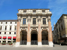 Arquitetura de Andrea Palladio imagem de stock royalty free