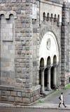 Arquitetura de Belgrado fotografia de stock royalty free