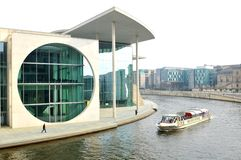 Arquitetura de Berlim Fotografia de Stock Royalty Free