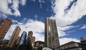 Arquitetura de Bogotá imagem de stock royalty free