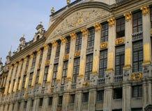 Arquitetura de Bruxelas Fotografia de Stock Royalty Free