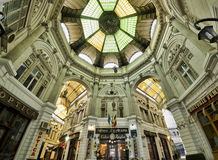 Arquitetura de Bucareste Fotos de Stock