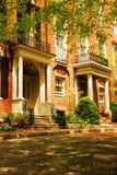 Arquitetura de Bulfinch, Beacon Hill, Boston imagem de stock royalty free
