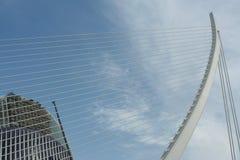Arquitetura de Calatrava fotos de stock