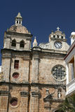 Arquitetura de Cartagena de Indias. Colômbia fotos de stock