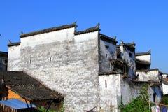Arquitetura de China Huizhou Fotos de Stock Royalty Free