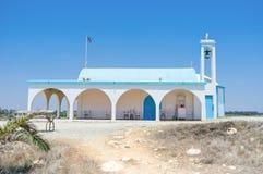 A arquitetura de Chipre Imagem de Stock