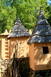Arquitetura de Dogan (Mali) fotos de stock royalty free