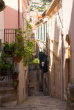 Arquitetura de Dubrovnik Foto de Stock