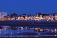 Arquitetura de Dunkirk foto de stock