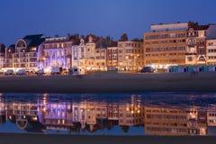 Arquitetura de Dunkirk fotos de stock royalty free