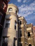 Arquitetura de Georgetown fotografia de stock